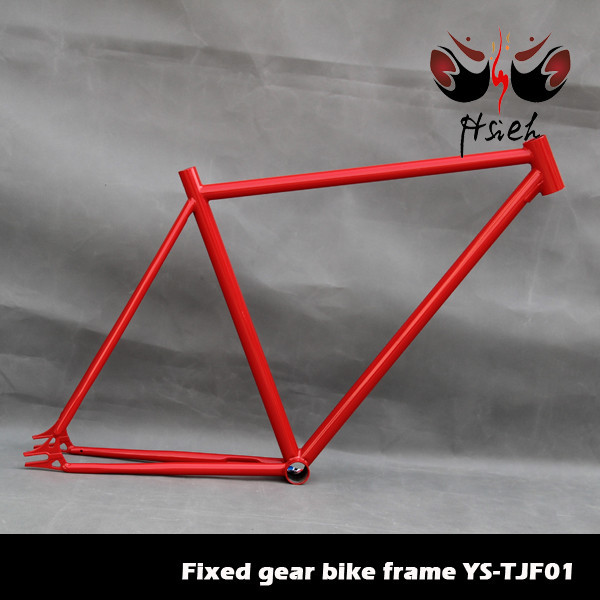 Hot summer fixie frame for fixed gear bike with color option