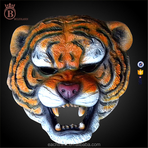 Creative Children's EVA Animal Tiger Snake Funny Halloween Party Masks