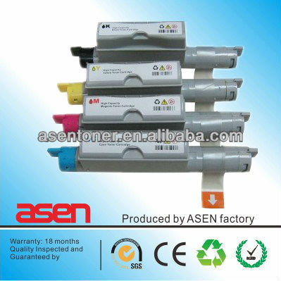 Original quality color toner cartridge compatible for dell 5110 printer