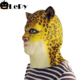Halloween masquerade Fancy dress funny animal full head mask latex deer face mask for party