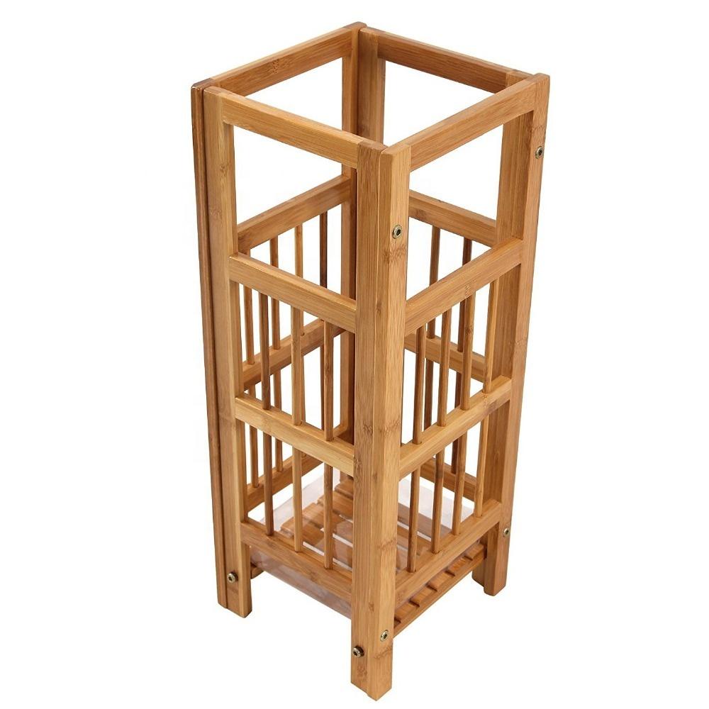 Bamboo Storage Box Holder BH-18042002 Details 5