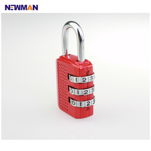 CP8021 High Quality Security Lock, Small Padlock Digit Password