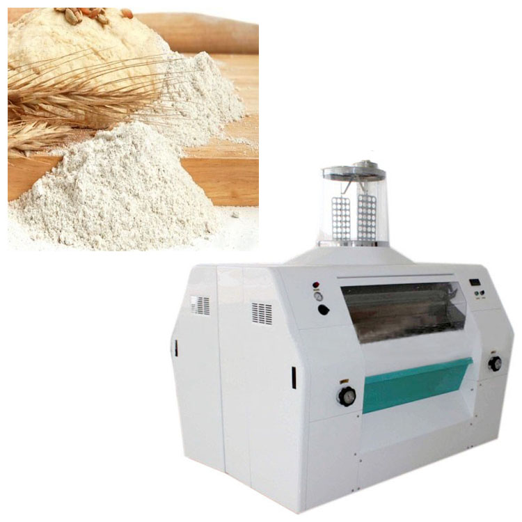 Small Scale Industrial Wheat Flour Mill Price For Sale