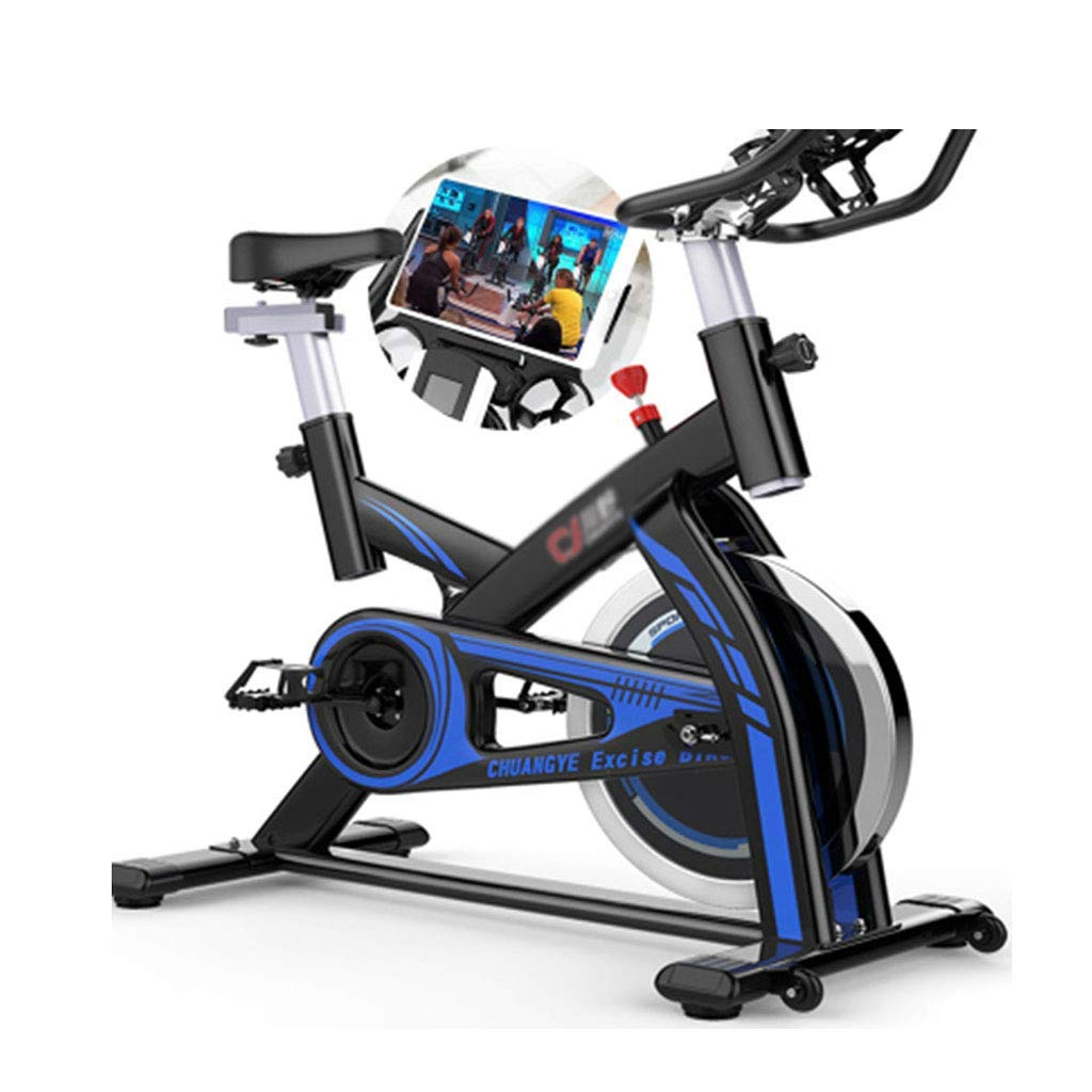 faeeadfed20 Get Quotations · Exercise Bikes Sport Bike Fitness Weight Loss Fitness Bike  Indoor Aerobics Bike (Color   Blue