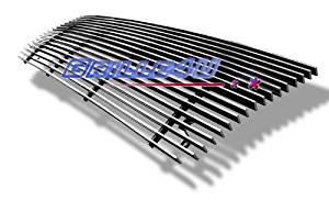 92-97 Ford Bronco/F-150/F-250 Stainless Billet Grille Grill Insert