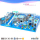 Attractive Children commercial interior playground/ indoor playground equipment/naughty castle