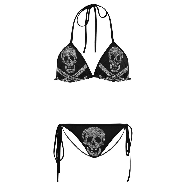 Pirate Bikini String