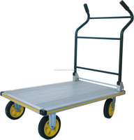 aluminum platform hand truck with 350kg capacity