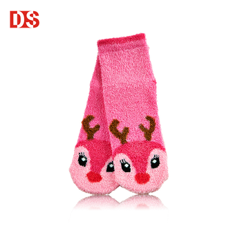 DS-I-1442 cozy cartoon tube socks