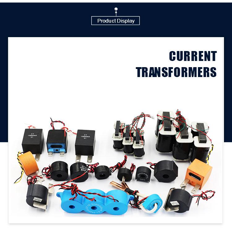 High Accruary CT Toroidal Current Transformer Micro/Mini/XL Size