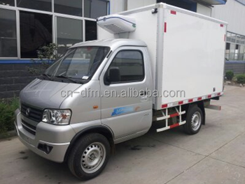 723b3aeb43 1ton Mini Refrigerated Van For Sale In Fiji - Buy Small Refrigerated ...