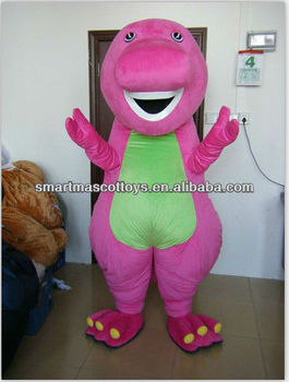 Top sale purple dinosaur mascot costume adult top sale purple dinosaur mascot costume