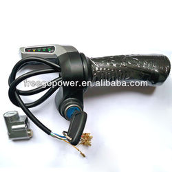 electric bike parts hand throttle controls