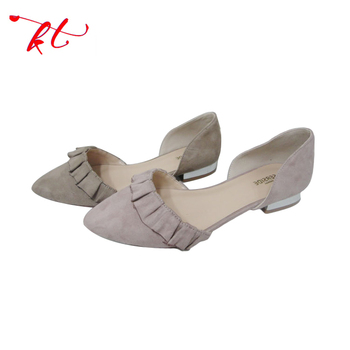 Women Office Ladies Casual Flat Shoes