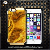 Fashion for iphone case marble flexible printed sites, antishock phone case