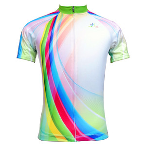 Custom zip up dry fit sublimation polo t-shirt men