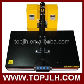 plastisol transfer printing machine
