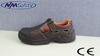 NMSAFETY new design men buffalo leather safety shoes with CE ceritification