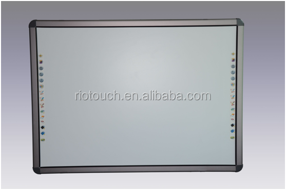 "High stability portable usb interactive whiteboard for schools/office, support 78""-158"""