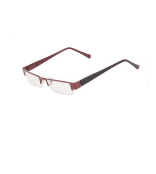 New arrival red black frame custom reading glasses