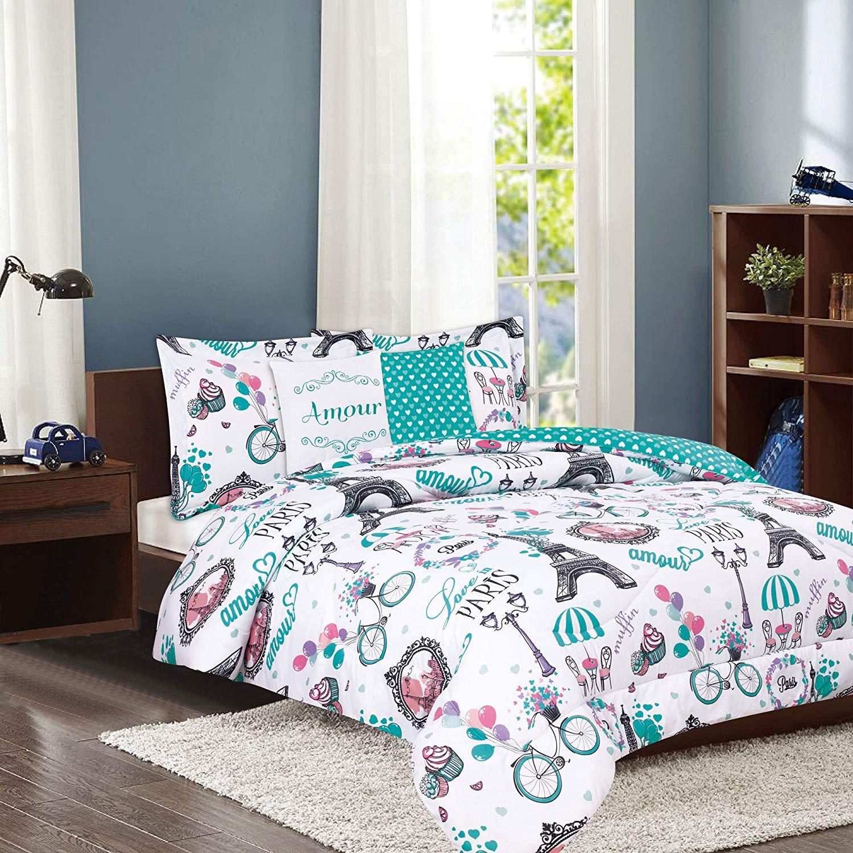 Cheap Eiffel Tower Bedding And Comforter Set Find Eiffel Tower