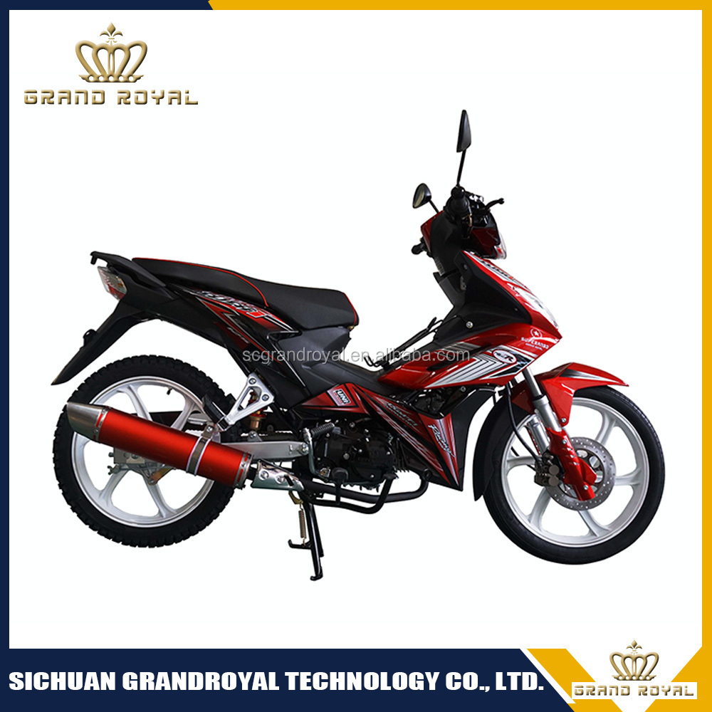 high quality cheap custom NEW CZI 125-III fashion modeling 125cc engine 2350w 20 inch electric bicycle motor kit