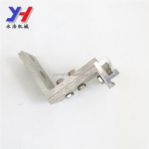 Widely used Metal support stay mount bracket with washer bolt