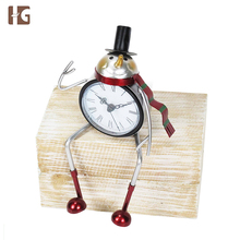 Newest Design Top Quality Party Decoration Christmas Clock