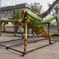 3D animatronic insect model statue