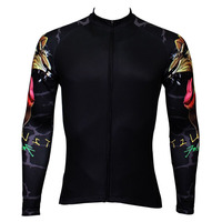 Bicycle Cycling Sport Jacket Jersey Long Sleeve Outdoor Riding Bike Cycling Top Cycling Clothing