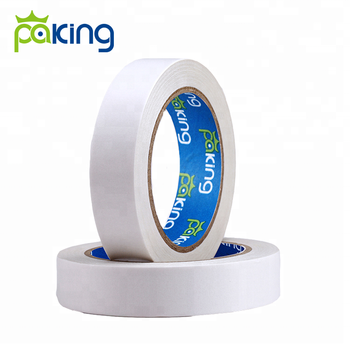 Easy Tearing Double Side Tissue Paper Adhesive Tape for DIY Use