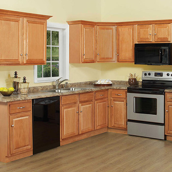 Factory Cheap Price Us Style American Wooden Kitchen Cabinet Buy