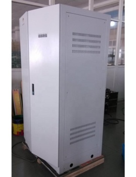 Intelligent electric stabilizer with LCD display 300KVA