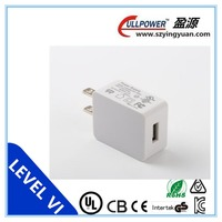 UL FCC wholesale hot wall ac adapter