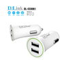 Wholesale Universal 12v Quick Charge 3.0 Custom Smart Mobile Phone Accessories Portable Dual Usb Car Charger for iPhone