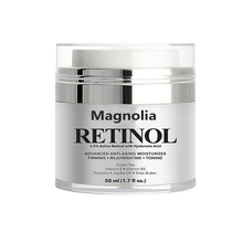Retinol Moisturizer Cream for Face and Eye With Hyaluronic Acid, vitamin e and Green Tea