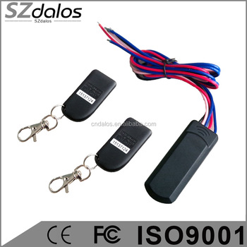 Wireless car immobilizer system Anti-hijacking RFID immobilizer with crazy promotion price