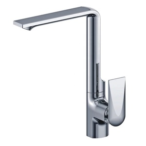 KEDAH chrome plated upc 61-9 nsf kitchen faucet top quality sink hot and cold water mixer faucets