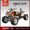 200cc Racing ATV Automatic CVT Racing Road Legal ATV For Sale