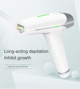 Laser diode usd rechargeable electric hair removal lady epilator home