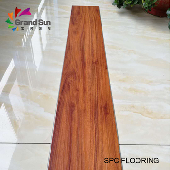 Shandong Waterproof Spc Basketball Court Pvc Laminate Flooring