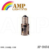 E14 to BA15S brass lamp holder types adapter ZhongShan GuZhen Ampere Factory wholesales