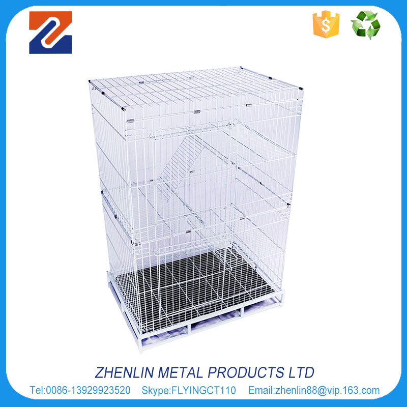 Alibaba China high standard custom cat cage for sale cheap