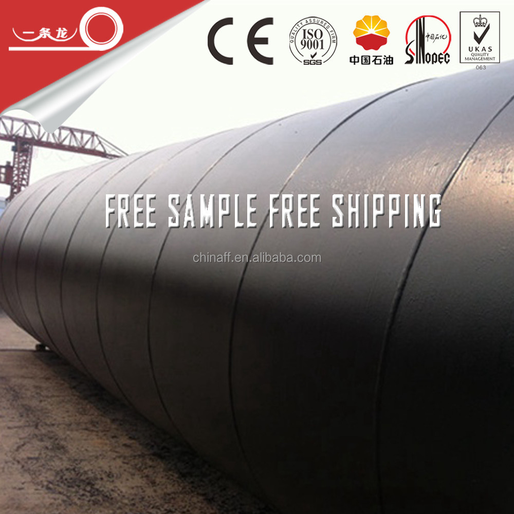 coal tar epoxy anti corrosion pipe coating for burried pipeline
