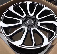 alloy wheels for car 20 22 inch rims for replica wheels