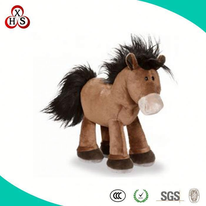 New Hot Custom stuffed singing horse toy Wholesale