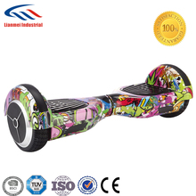 UL2272 self balancing scooter 2 wheels electrical hoverboard with Samsung battery