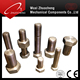High Tensile DIN933 931 Stainless Steel304 316 Hex head bolts and nuts