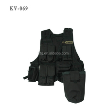 Tactical Security Vest Tactical webbing vest tactical combat vest