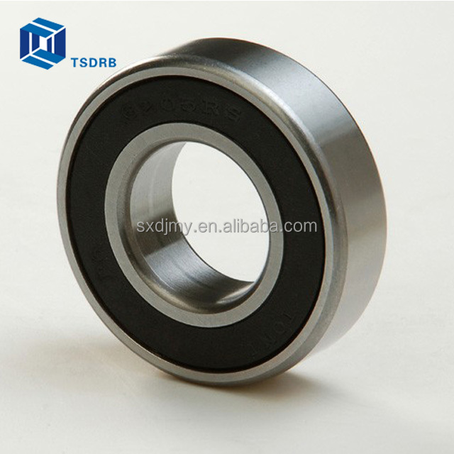 Wholesale 1000 pcs. 6201-2RS Groove Ball <strong>Bearing</strong> 6201RS